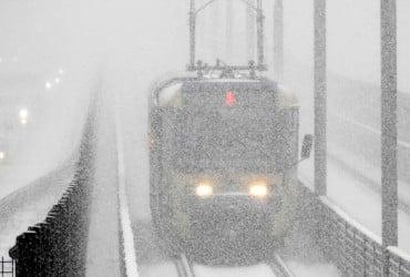 У Києві сьогодні пройде сніг, вдень-до -4°