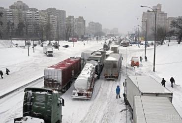 В Николаевской области сняли ограничение движения на автодорорах