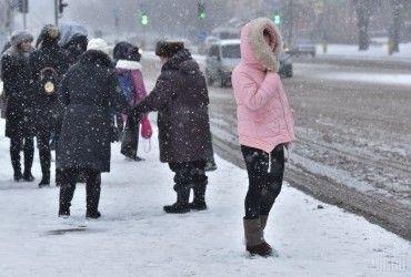 Погода на завтра: в Україні буде холодно, місцями пройде сніг (відеопрогноз)