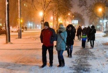 Прогноз погоди на завтра: в Україні буде холодно, на півдні пройде сніг (відеопрогноз)