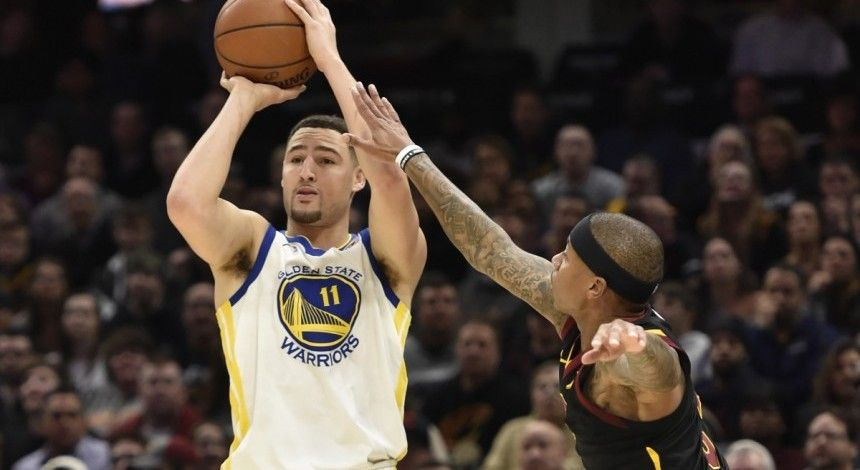 """Лидер НБА """"Голден Стейт"""" одержал 36-ю победу в регулярном чемпионате"""