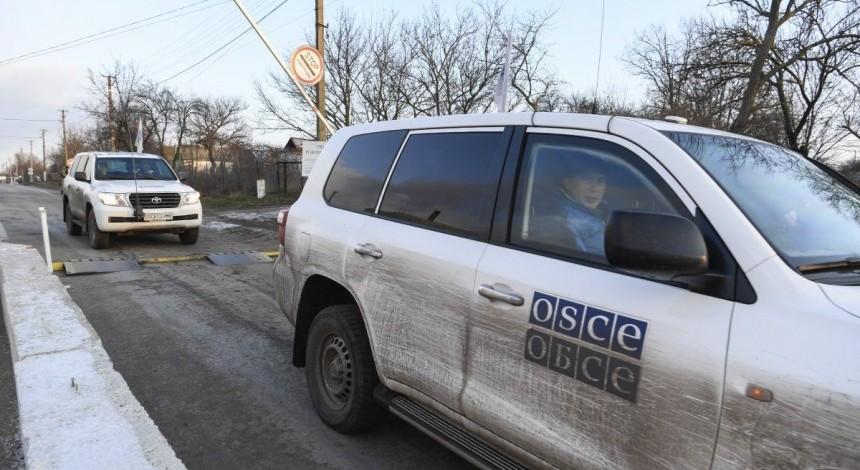 СММ ОБСЕ за сутки зафиксировала более 125 взрывов на Донбассе