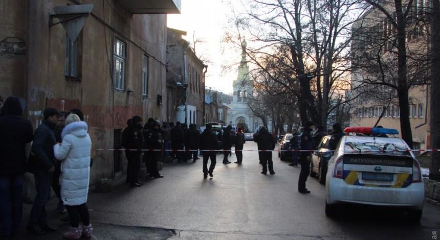 Количество погибших в результате стрельбы в Одессе возросло