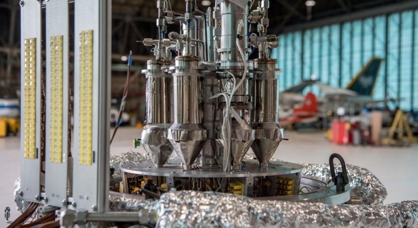 У США успішно завершили початкові випробування ядерного реактора для Марса
