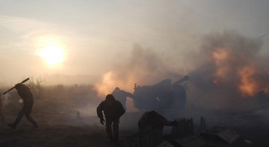 Ukraine reports 2 WIA's amid 40 enemy attacks in past day