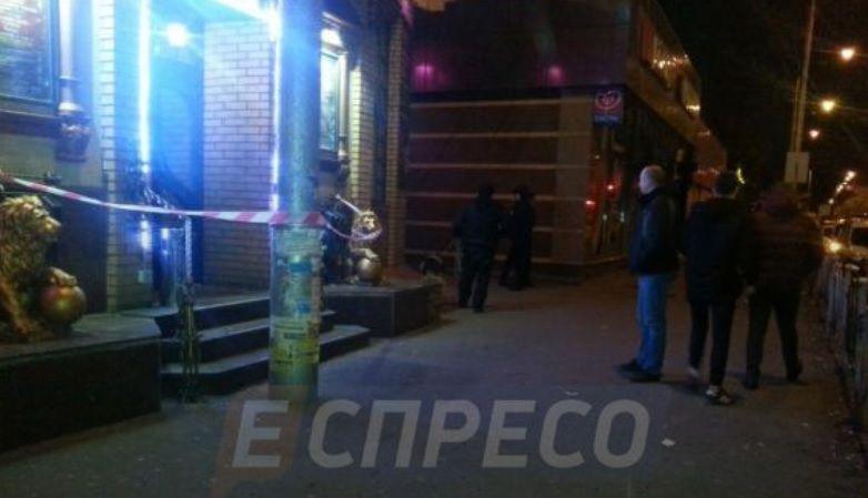 В ресторане в Киеве конфликт между мужчинами закончился убийством / фото Эспрессо