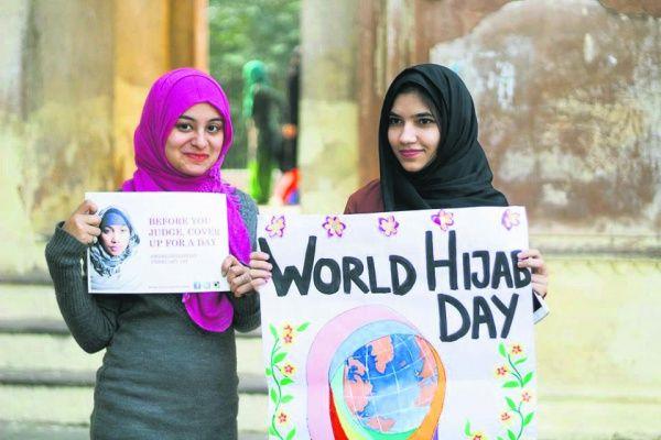 Сьогодні відзначається Всесвітній день хіджабу / islam-today.ru