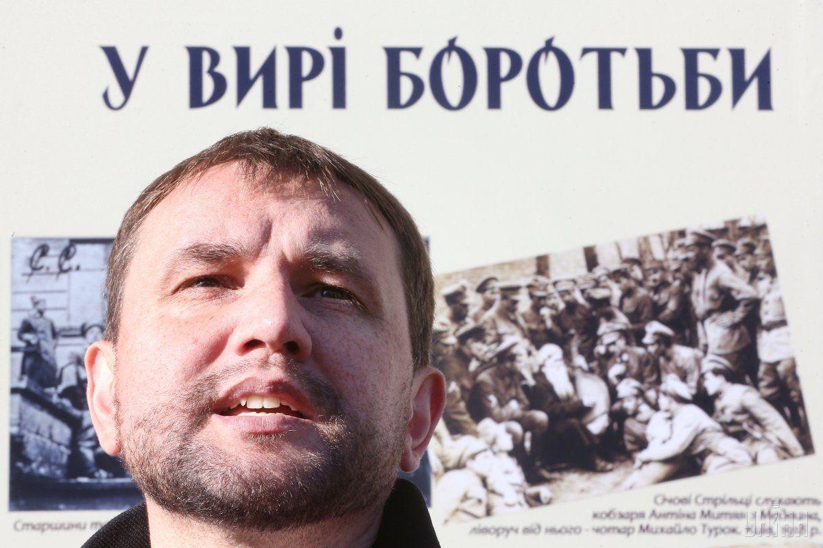 Вятрович выступил за принятие парламентом закона о языке / фото УНИАН