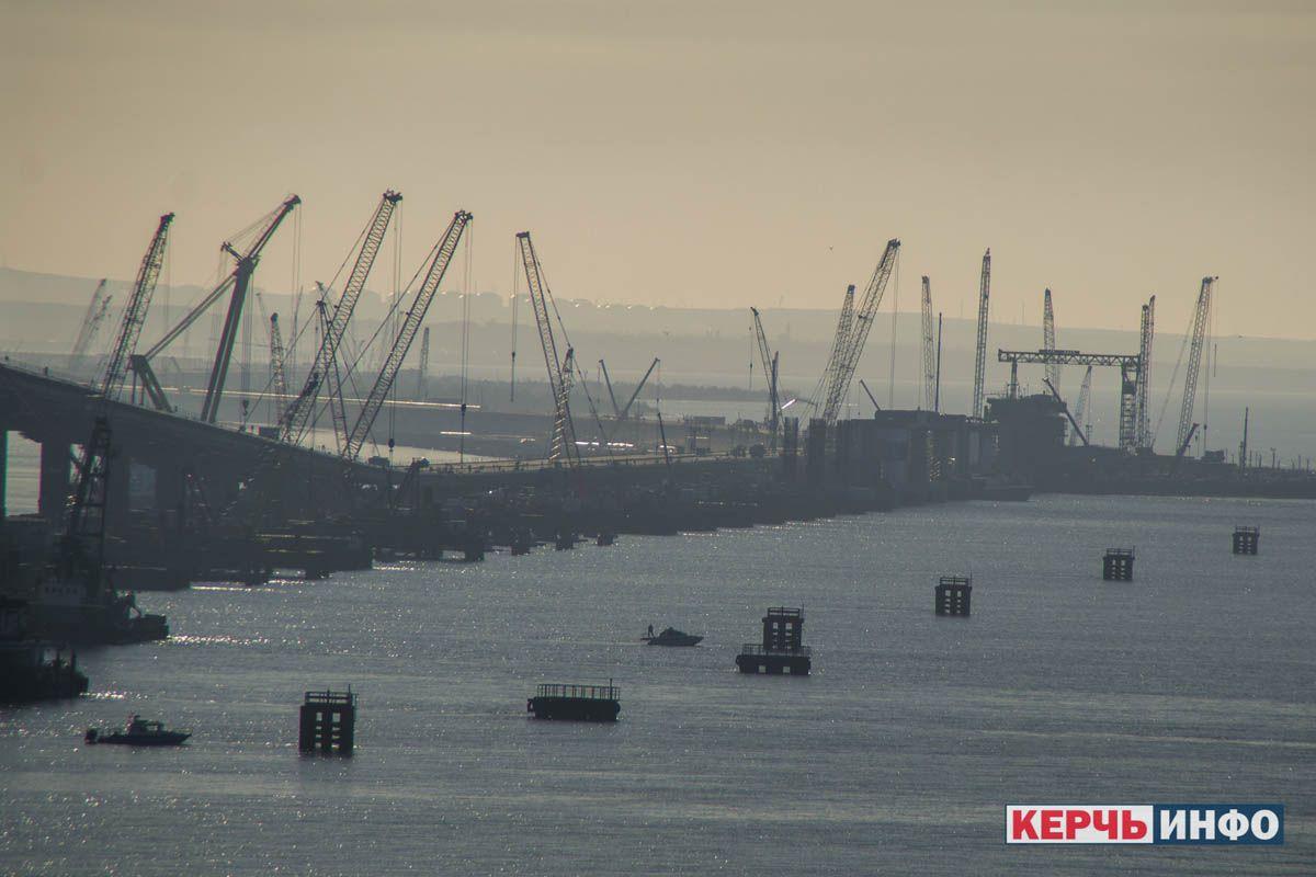 Крымский мост возводился без каких-либо экспертиз / kerchinfo.com