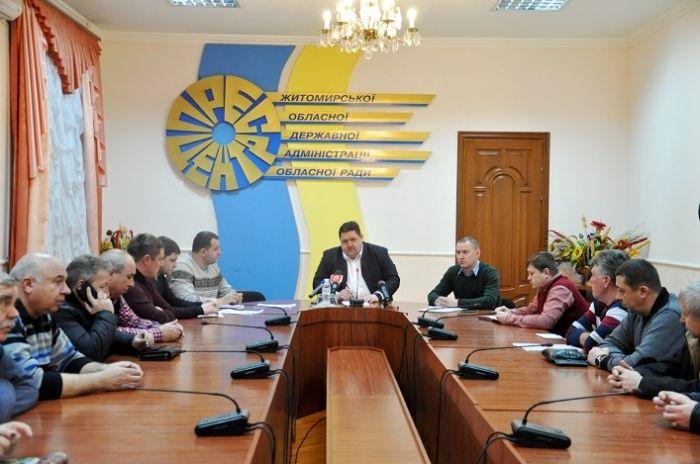 Гундич поручил провести проверку стоимости проезда / фото oda.zt.gov.ua