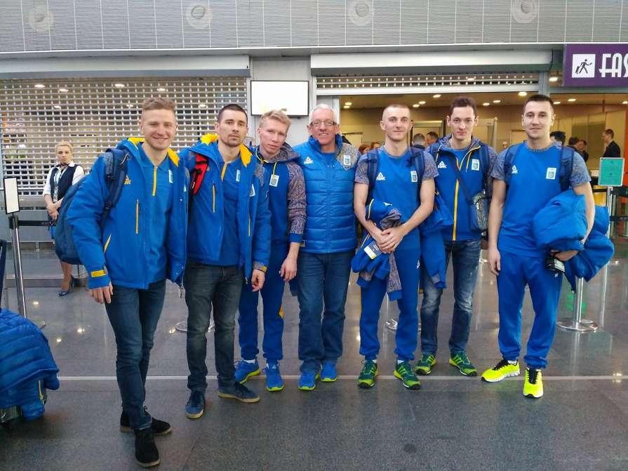 Мужская сборная Украины по биатлону  / Xsport