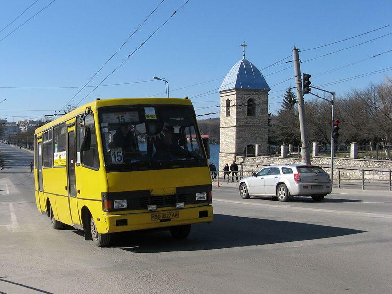 Демарш частников в Тернополе продолжается / Фото Галас
