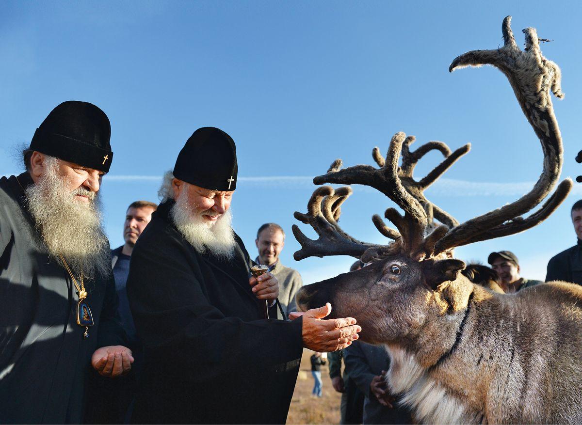 Канчалан, Чукотка, стан оленярів. Вересень, 2016 року / foma.ru