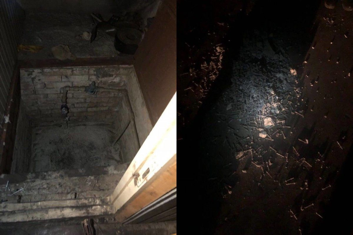 Моторошне вбивство уКиєві: зловмисник замурував тіло убетон