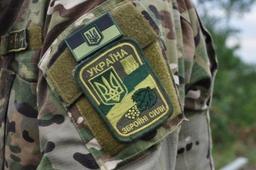 Возле воинскойчасти на Хмельнитчине задержали подозрительное лицо / фото zt-rada.gov.ua