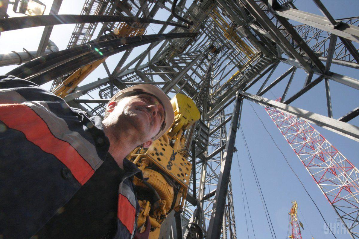 Нехватка денег на счетах компании также угрожаетпроектам по добыче газа / фото УНИАН