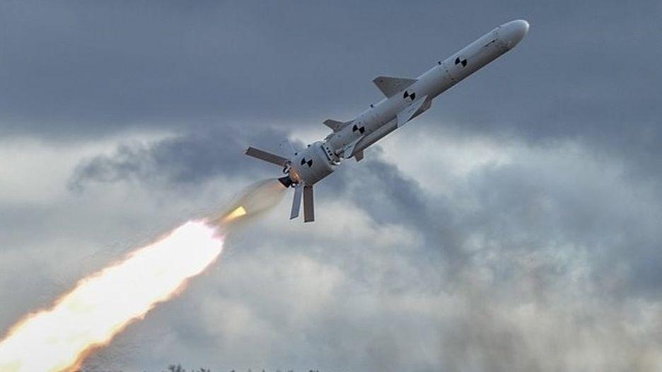 """Украинская ракета """"Нептун"""" базируется на российских Х-35 / фото rnbo.gov.ua"""