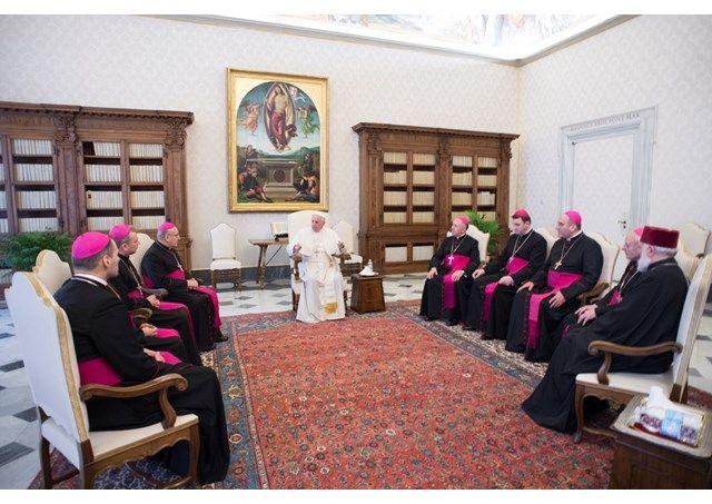 Єпископи також запросили Папу Франциска відвідати Білорусь / uk.radiovaticana.va