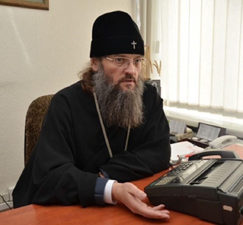 Митрополит Запорожский и Мелитопольский Лука / news.church.ua