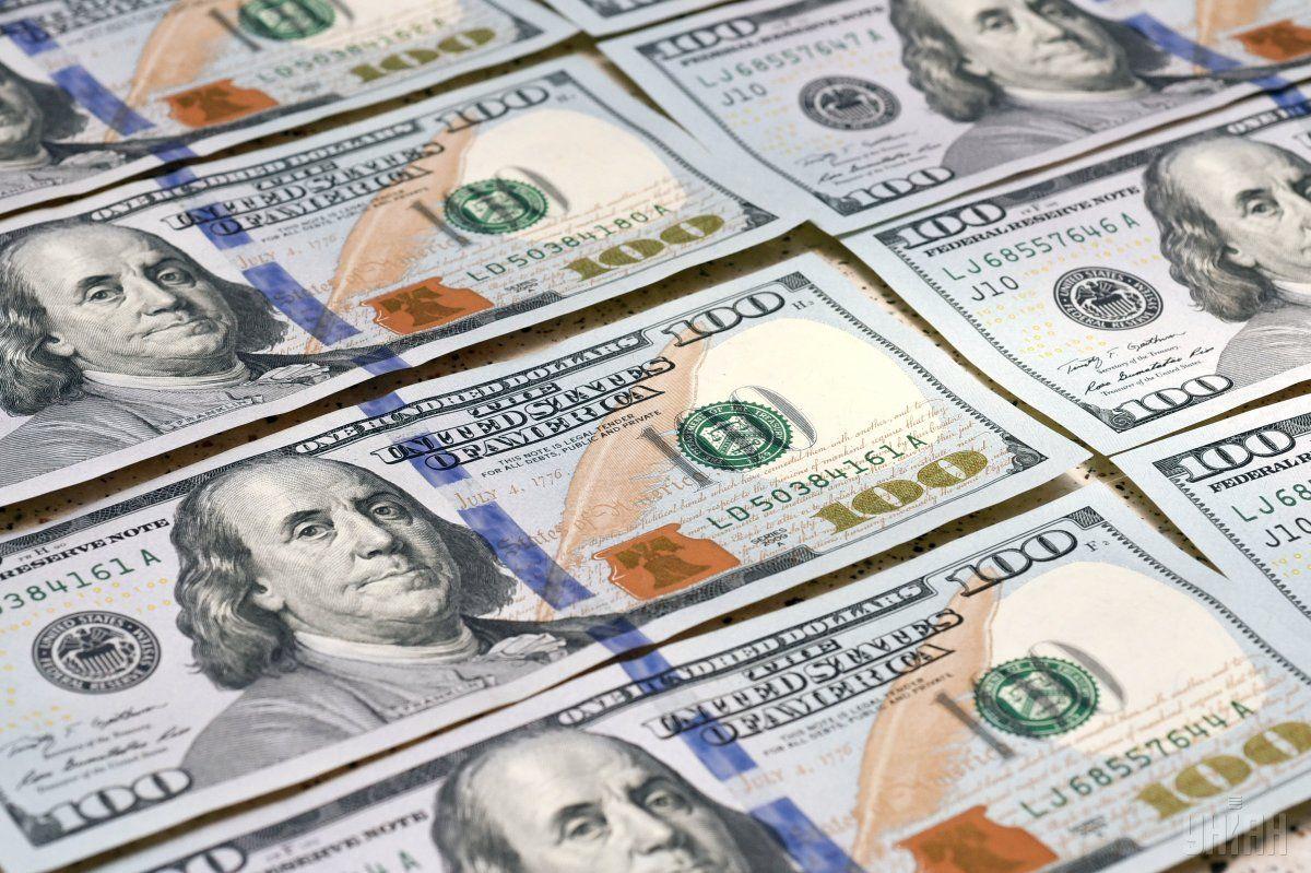 Доллар дешевеет / фото УНИАН