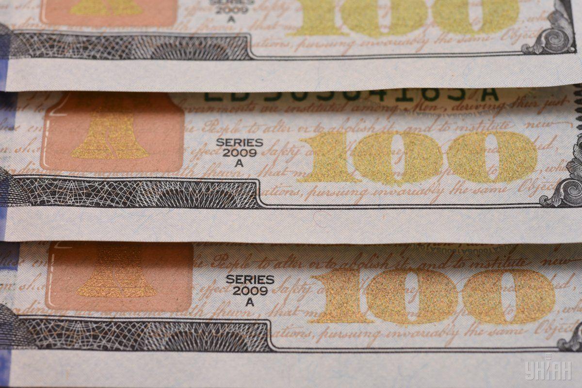 Нацбанк за три тижні витратив на підтримку гривні 0,5 млрд дол. / фото УНІАН