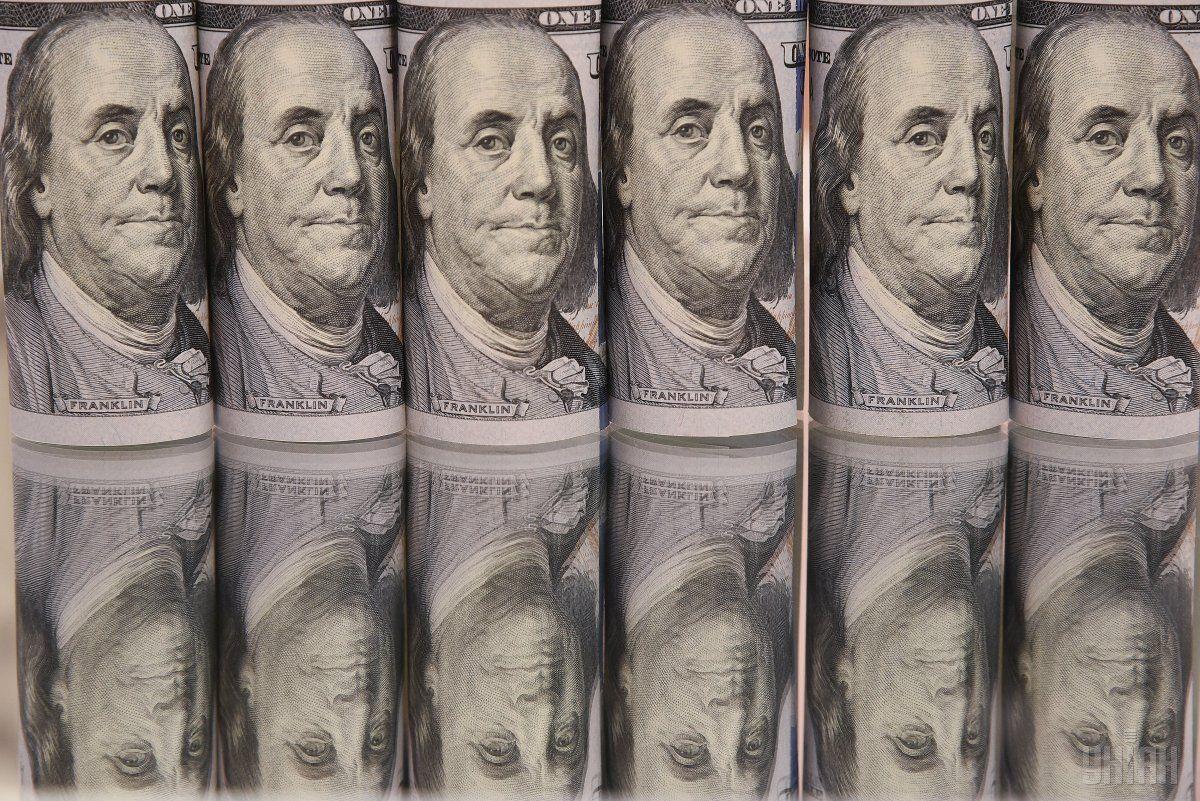 В Украине дешевеет доллар / фото УНИАН