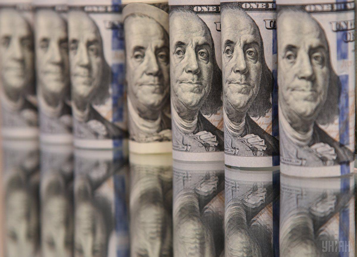 С начала года показатель долга снизился на 1,7 млрд долл. / фото УНИАН