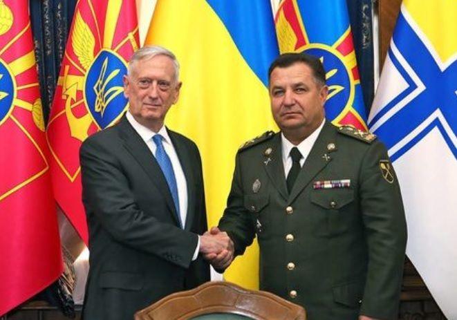 Министр обороны Украины рассказал об результатах встречи сглавой Пентагона