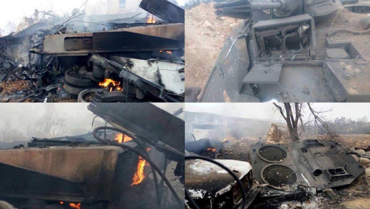 Вуничтожении Су-25 виновата Турция— Сирийские курды