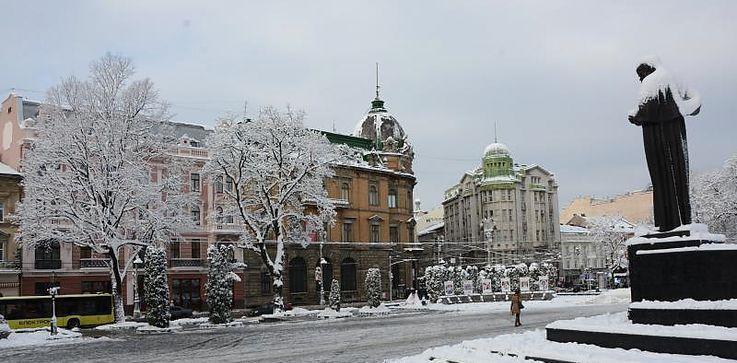 Львов может бороться за право принимать зимнюю Олимпиаду / фото city-adm.lviv.ua