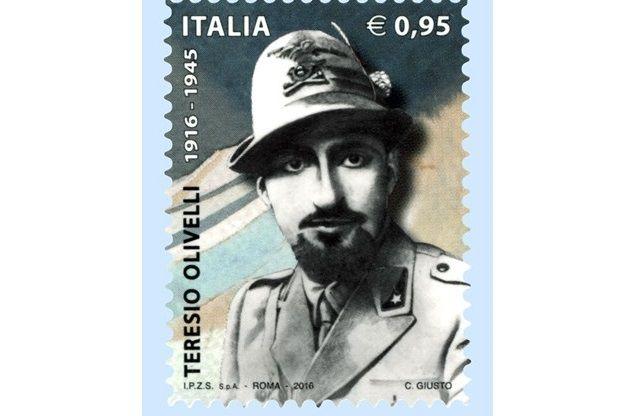 Блаженный Терезіо Олівеллі на почтовой марке Италии / radiovaticana.va