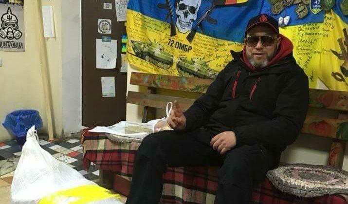 Краснопольский погиб в ДТП / фото facebook/Краснопольский
