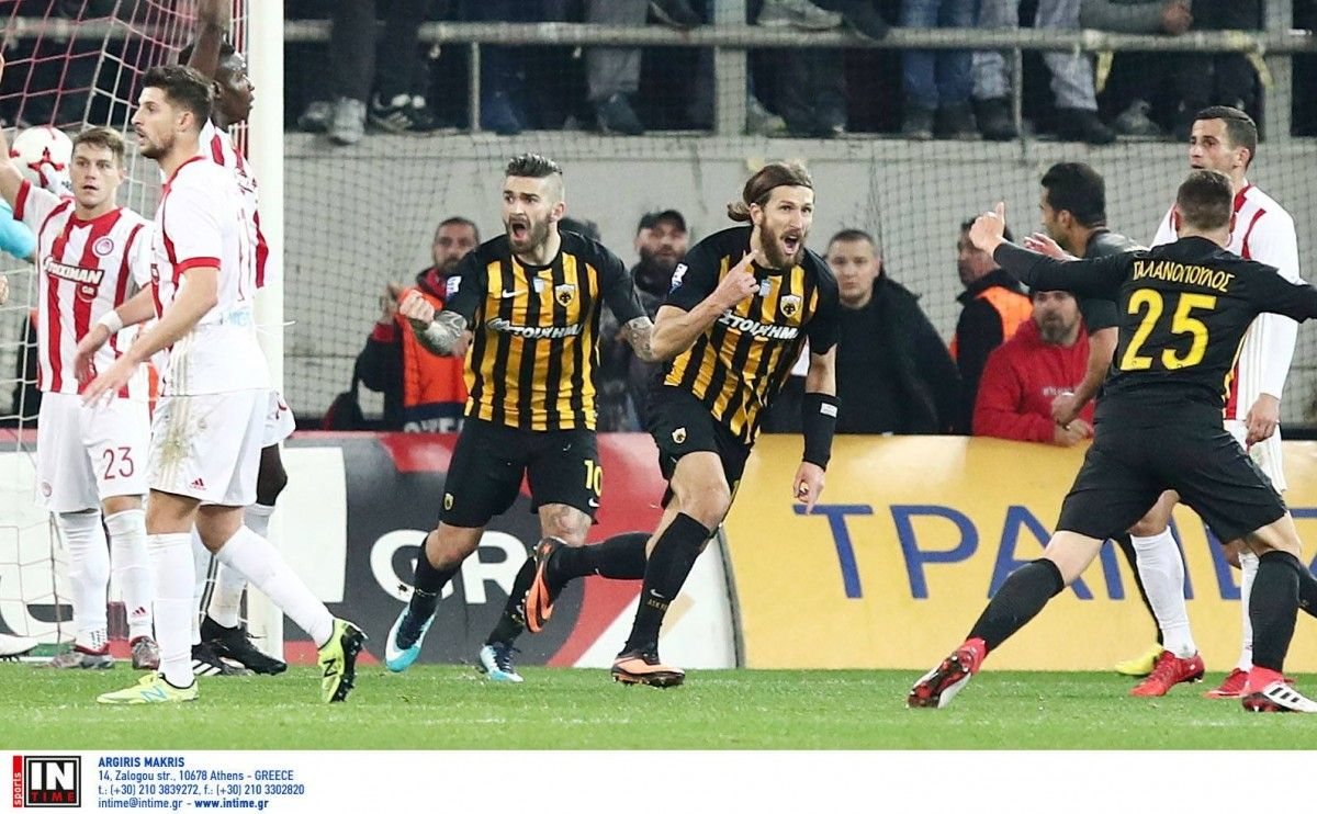 Украинец Дмитрий Чигринский забил гол в принципиальном матче с