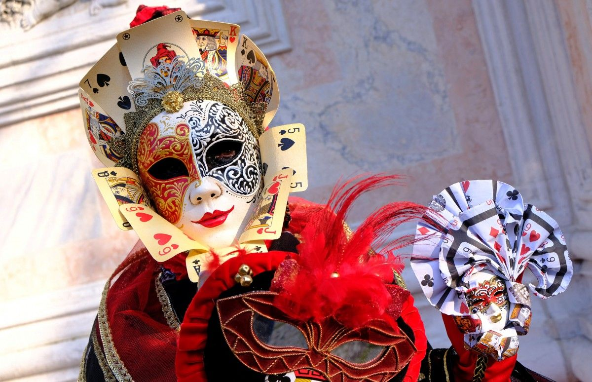 Венецианский карнавал / REUTERS