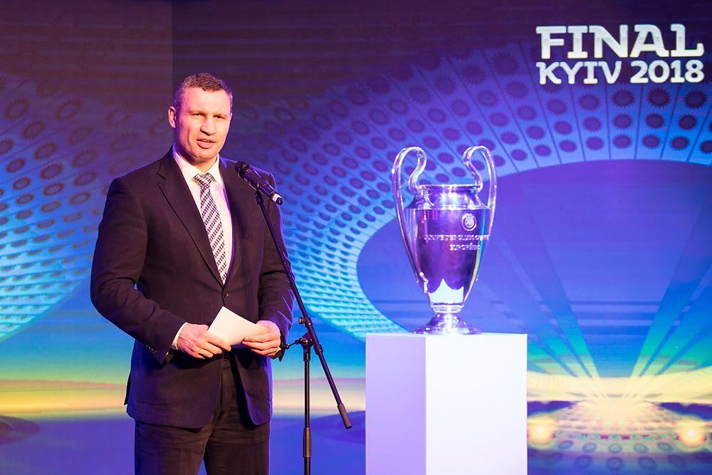 Он подчеркнул, что именно от уровня организации подобных мероприятий будет зависеть увеличению туристического потока до нашего города / фото kiev.klichko.org