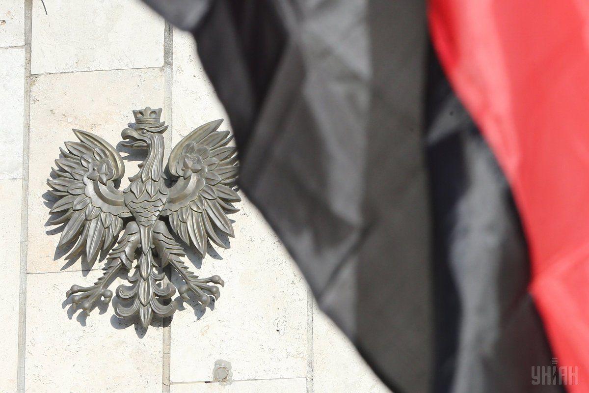 Польские дипломаты направили письмо главе Национальной общественной телерадиокомпании Украины Зурабу Аласании / УНИАН