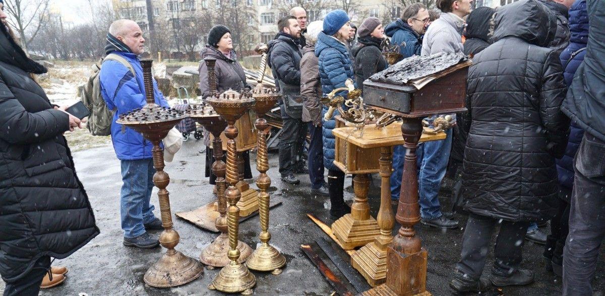У Львові в храмі УПЦ сталася пожежа / news.church.ua