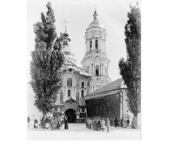 Києво-Печерська Лавра на фотографіях початку 1900-х років / infoportal.kiev.ua