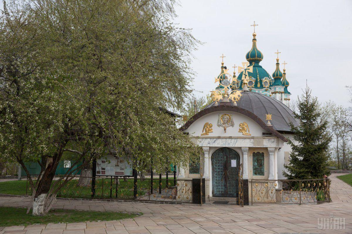 Комиссия Киевсовета поддержала петицию осносе— участь  Десятинного