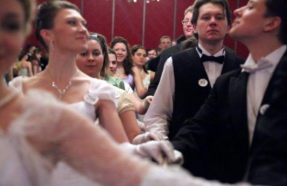 Бал пройдет в Мраморном зале Городского дворца культуры / pravmir.ru