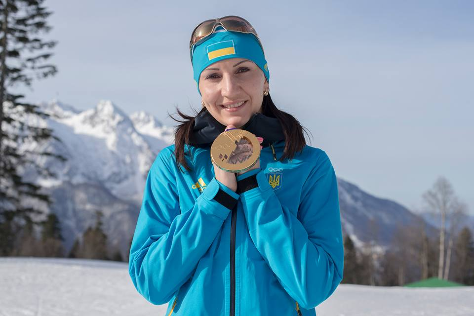 Капитан женской сборной Украины по биатлону отправляется на Олимпийские игры в Пхьончхан / facebook.com