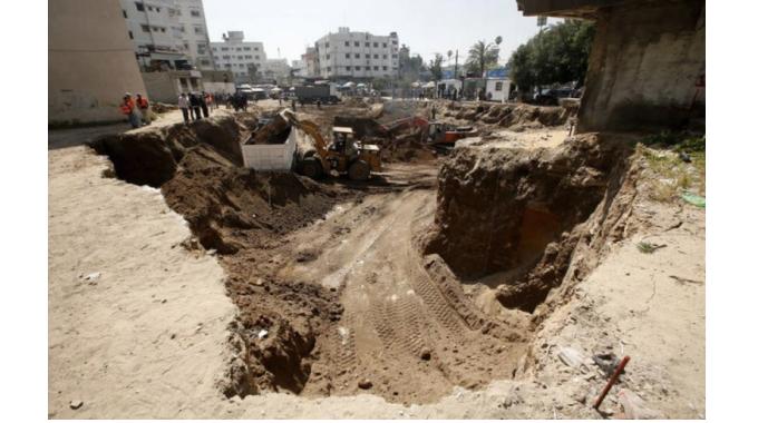 В Израиле найден водоем, в котором, как предполагают, святой Филипп окрестил вельможного евнуха / REUTERS