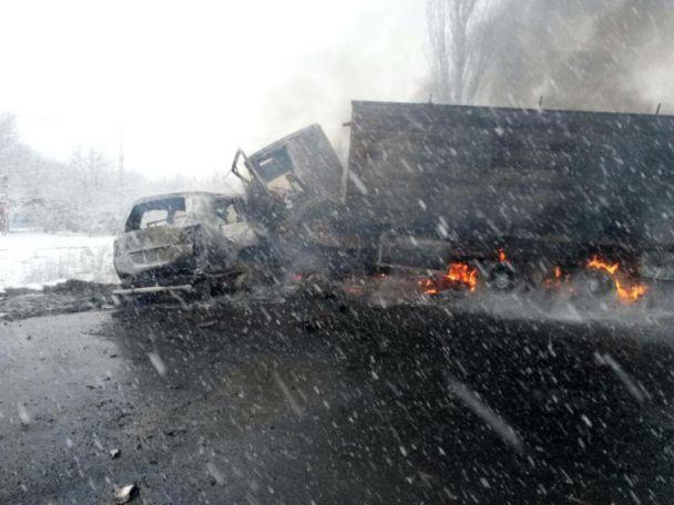 На Миколаївщині у ДТП загинув депутат місцевої облради / фото mk.dsns.gov.ua/