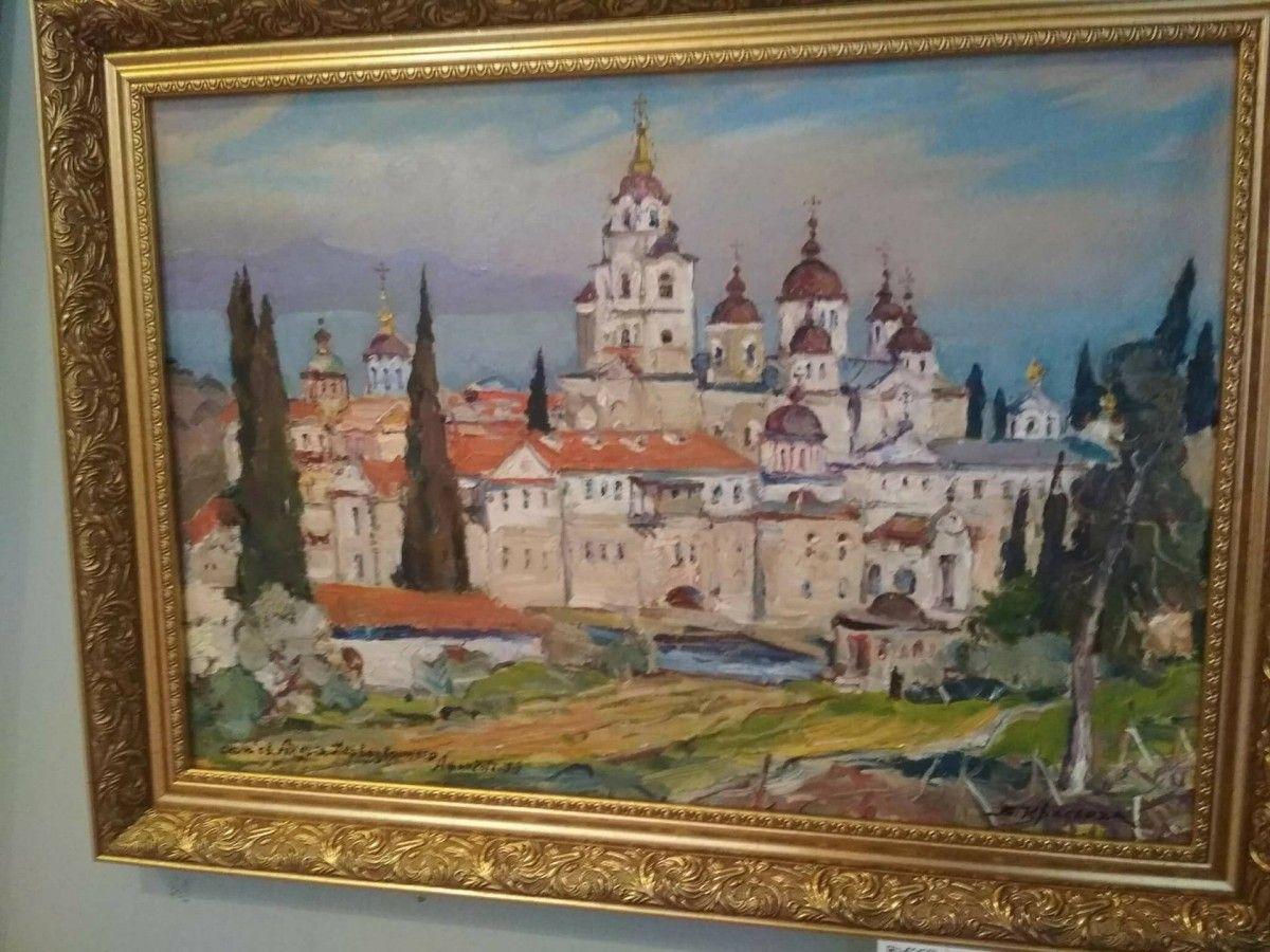 В планах организаторов - показать выставку в регионах Украины