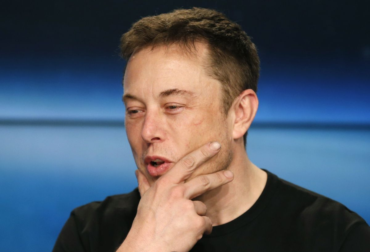 Илон Маск / REUTERS