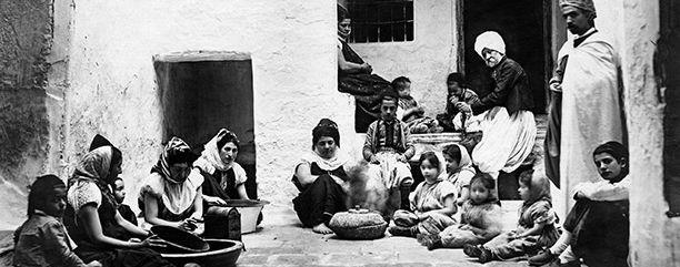 Алжирські євреї, початок ХХ століття / historytoday.com