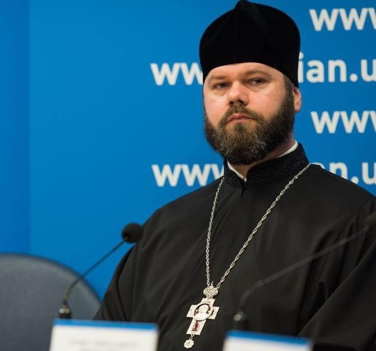 Голова Юридичного відділу УПЦ протоієрей Олександр Бахов / news.church.ua