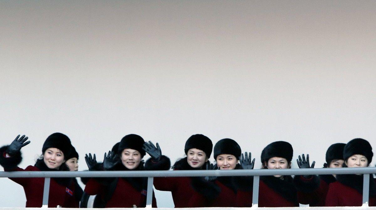СМИ узнали орасходах напоездку делегации КНДР наОлимпийские игры