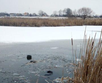 Загиблий знаходився на відстані близько 5 м від берега / фото УНІАН