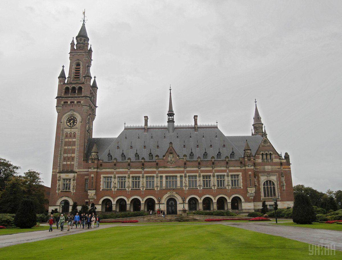 Суд в Гааге принял решение в пользу украинских компаний / фото УНИАН